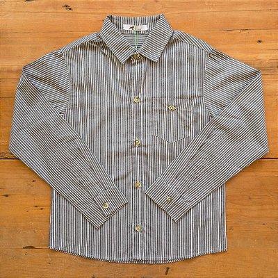 Camisa Listrada Dudes Tamanho 8
