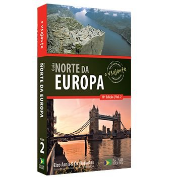 Guia O Viajante Norte da Europa - Vol. 2