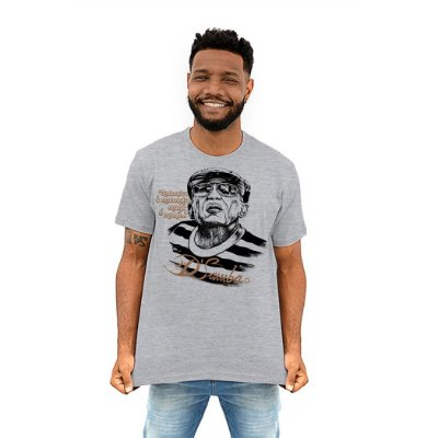 Camisa Masculina Bezerra D SAMBA