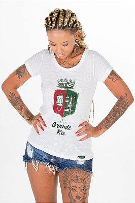 Blusa Feminina Grande Rio D SAMBA 18