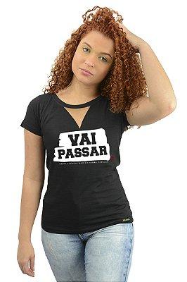 Blusa Feminina Vai Passar D SAMBA 21