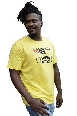 Camisa Masculina Sambista Raiz D SAMBA 21