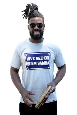 Camisa Vive Melhor Quem Samba DS21