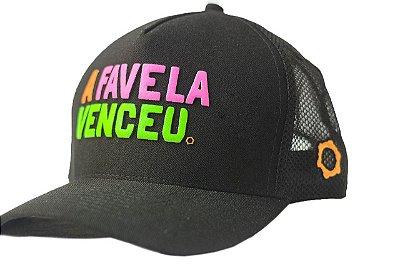Boné A Favela Venceu DS21