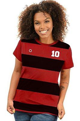 Blusa Feminina Flamengo D SAMBA 21