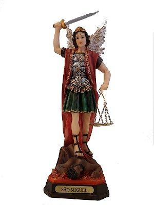 Imagem São Miguel Arcanjo importada