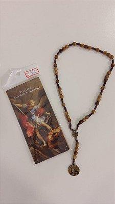 Terço coroa de São Miguel Arcanjo