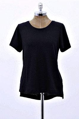 T-Shirt Podrinha Basic Preta