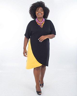 Vestido Grumari Amarelo