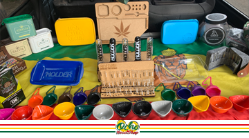 Ocho Headshop Holder