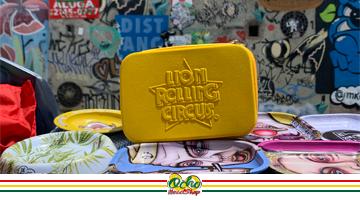Ocho Lion Rolling Circus