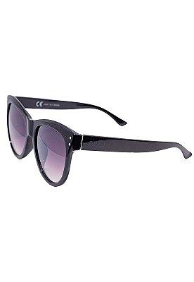 Óculos de Sol Camou Dots Preto