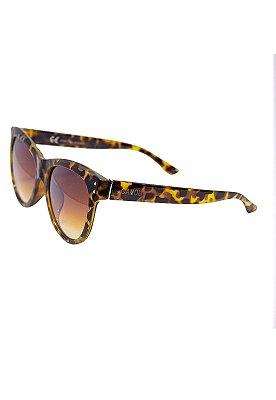 Óculos de Sol Camou Dots Tartaruga