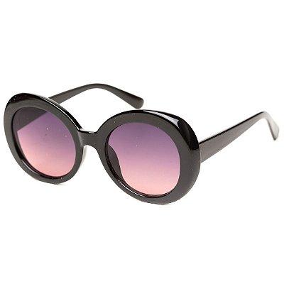 Óculos de Sol Camou Elegance Preto