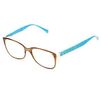 Armação de Óculos Camou Madrepérola