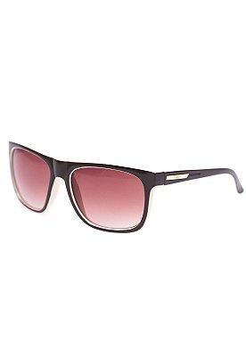 Óculos de Sol Camou Jump Marrom e bege