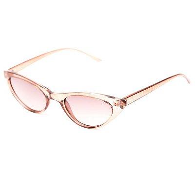 Óculos de Sol Camou Mini Cat Nude