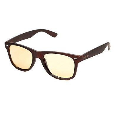 Óculos de Sol Camou Reeves Marrom