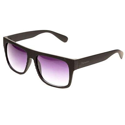 Óculos de Sol Camou Striped Hoop Preto