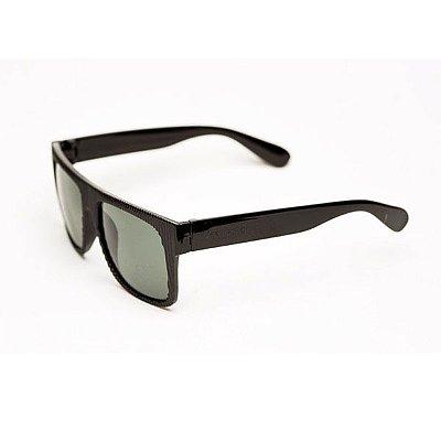 Óculos de Sol Infantil Camou Striped Hoop Preto