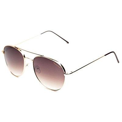 Óculos de Sol Camou Aviador Fashion Marrom