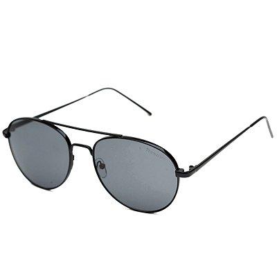 Óculos de Sol Camou Aviador Fashion Preto