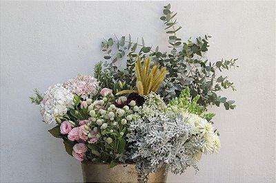 KIT FLORES FRESCAS - AMAPÁ FLOWER SHOP
