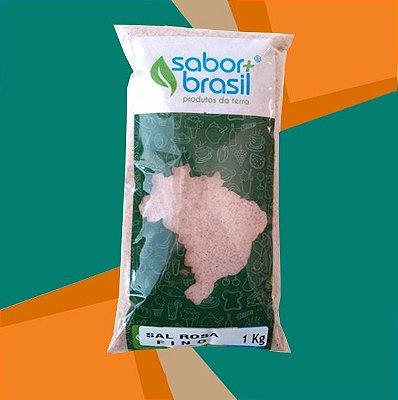 SAL ROSA HIMALAIA FINO 1kg - SABOR MAIS BRASIL