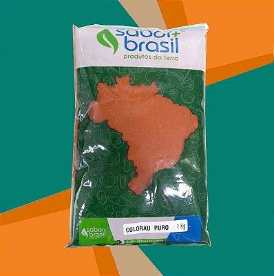 COLORAU PURO 1kg - SABOR MAIS BRASIL