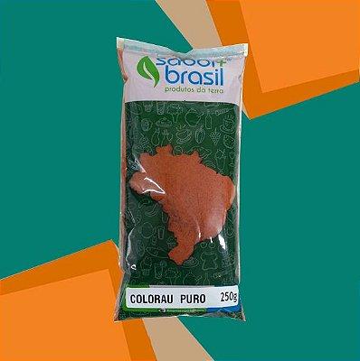 COLORAU PURO 250g - SABOR MAIS BRASIL