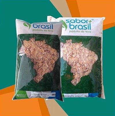 FLOCOS CEREAL COM LEITE CONDENSADO SÃO BRAZ - SABOR MAIS BRASIL