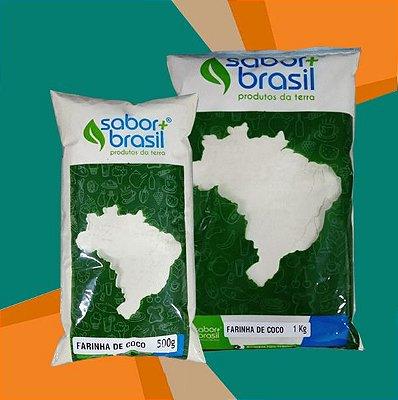 FARINHA DE COCO - SABOR MAIS BRASIL