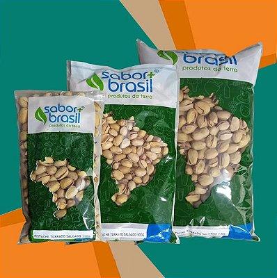 PISTACHE TORRADO COM SAL - SABOR MAIS BRASIL