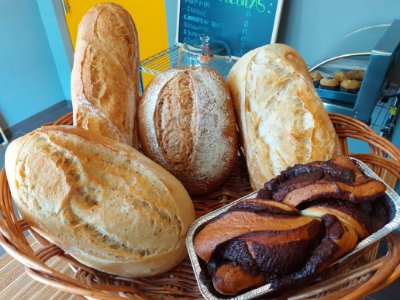 Tradicional com Doce - 1 Pão + 1 Doce por semana