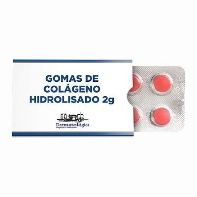 Goma de Colágeno 2g - sabores variados