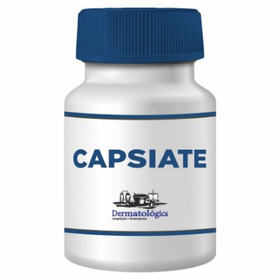 Capsiate – 3mg - 60 cápsulas