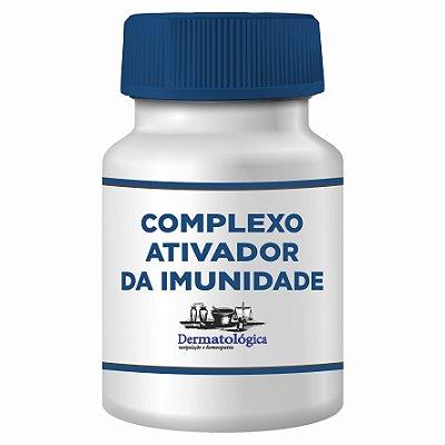 Complexo Ativador da Imunidade (Nova Fórmula)