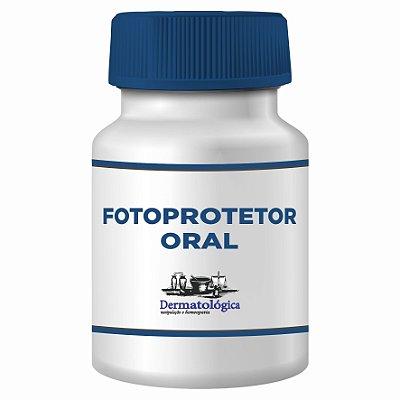 Fotoprotetor oral com Polypodium - Codigo 7491