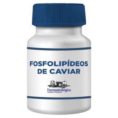 Fosfolipídeos do Caviar (F.C. Oral) 200mg 30 cápsulas