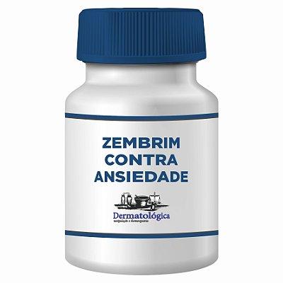 Zembrin® 8mg - Diminui sintomas da ansiedade e estresse - 60 cápsulas