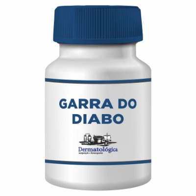 Garra do diabo 200 mg - 60 caps