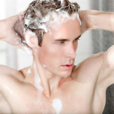 Shampoo Masculino Brilho e Força 100ml