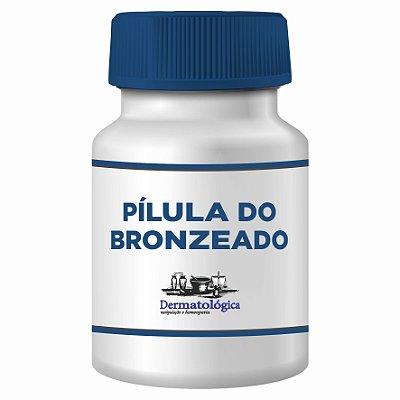 Pílula do Bronzeado com Betacaroteno -  30 capsulas