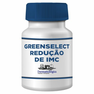 GreenSelect Phytosome 120mg - Redução do peso corporal - Codigo 8016
