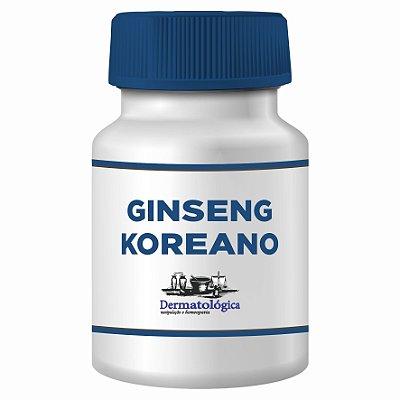 Ginseng Koreano 300mg 60 caps