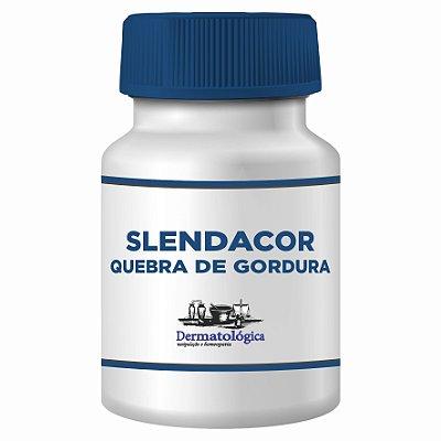 Extratos de Curcuma, Murraya  e Acacia-branca (SlendacoR) 450mg, auxilia na degradação da gordura. Código 9051