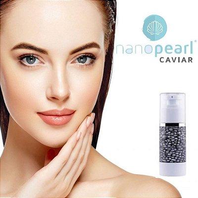 Nanopearl de Caviar, pérolas anti-rugas e regenerador 15ml