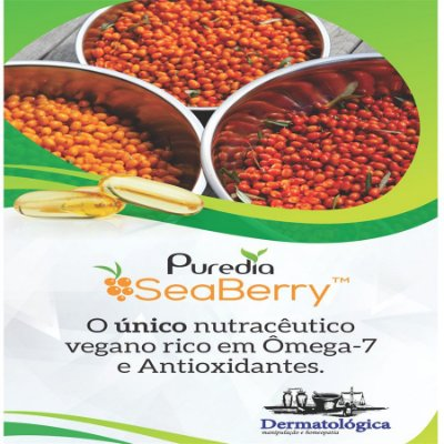 SeaBerry Omega 7 Vegetal