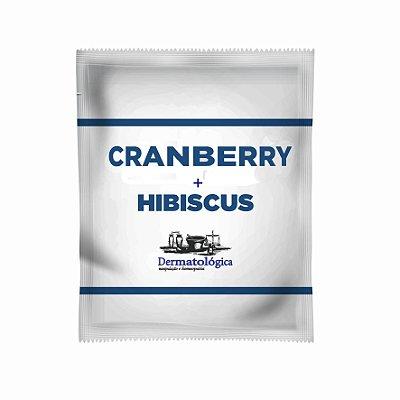 Cha Antioxidante com Hibiscus e Cranberry 30 sachês (Cramberry)