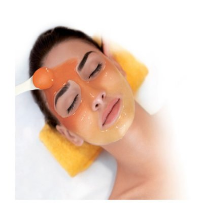Máscara Facial de Cúrcuma -  Chrono Curcuma® Peel-Off Mask